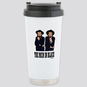 The Men In Black Funny Jewish Mugs
